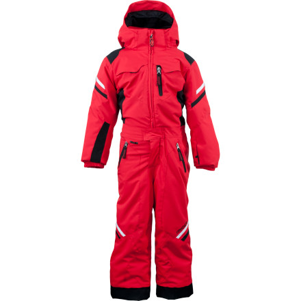 Spyder Mini Harness Journey Suit
