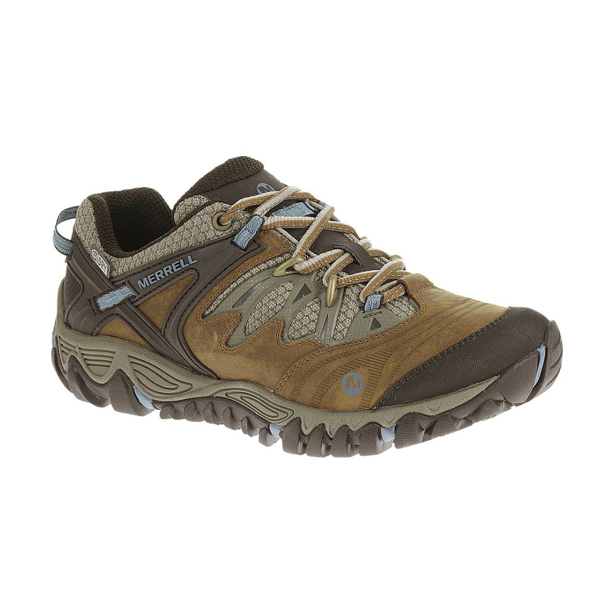 photo: Merrell Women's All Out Blaze trail shoe