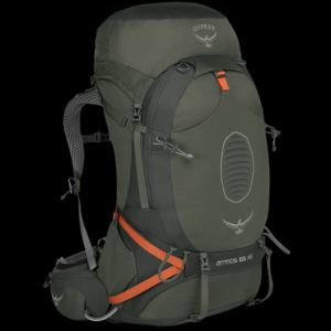 photo: Osprey Atmos AG 65 weekend pack (3,000 - 4,499 cu in)