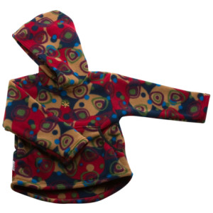 Mountain Sprouts Parrot Head Hoodie