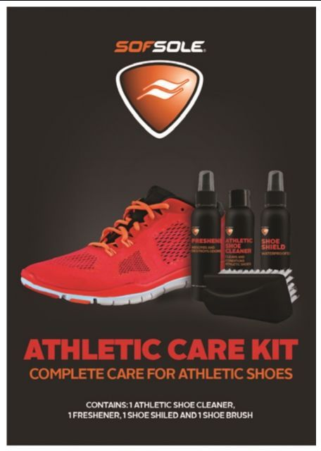 photo: Sof Sole Athletic Care Kit footwear cleaner/treatment