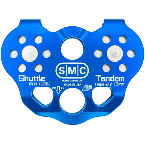 photo: SMC Shuttle Tandem Pulley pulley