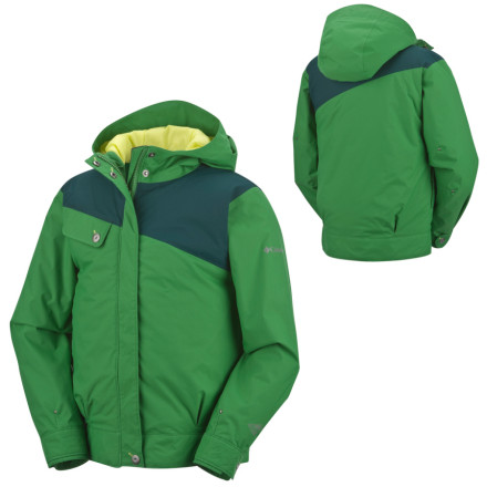 photo: Columbia Haute Belle Jacket snowsport jacket