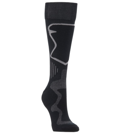 photo: Columbia Women's Winter Ski II Sock snowsport sock