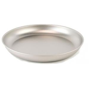 photo: Snow Peak Titanium Plate plate/bowl