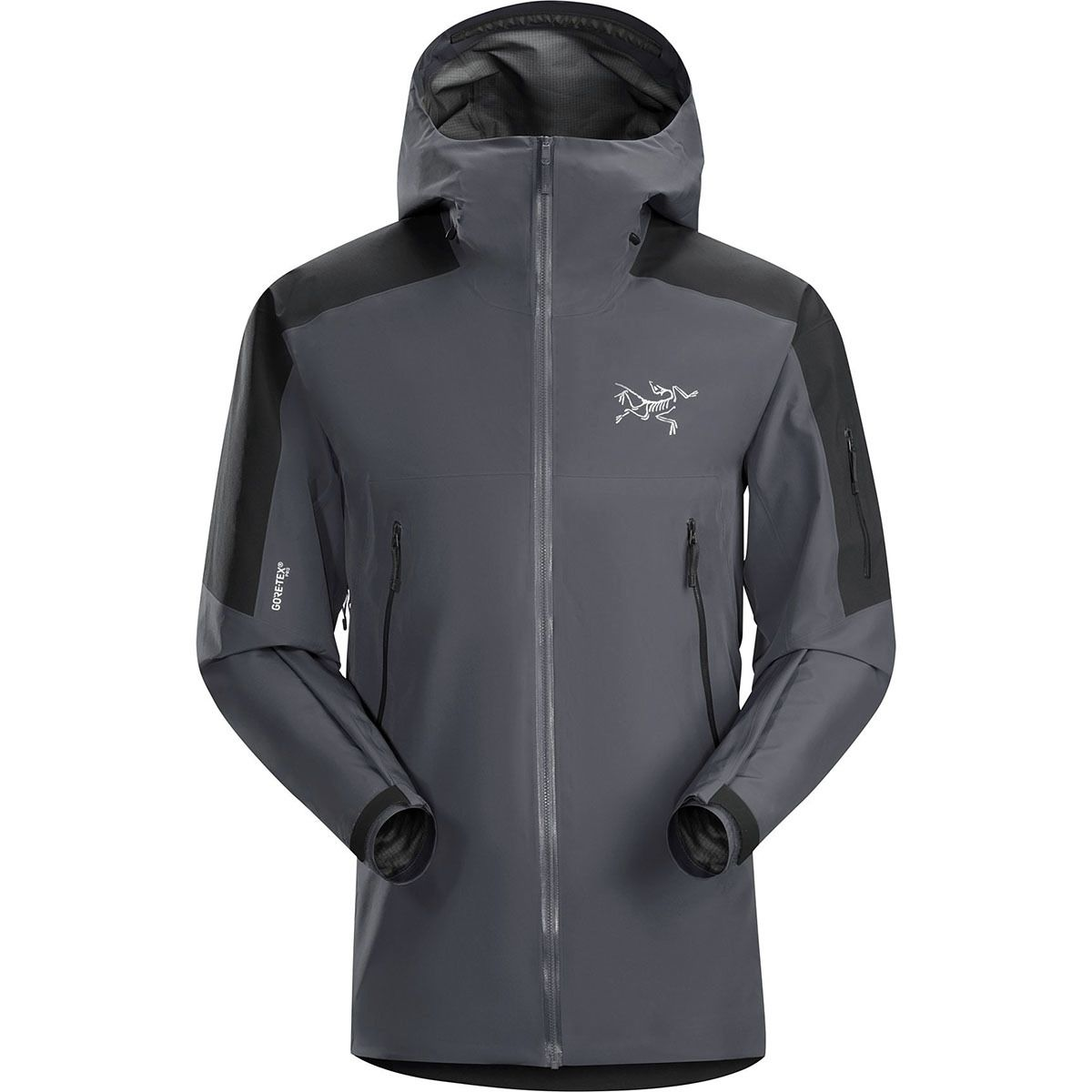 photo: Arc'teryx Rush LT Jacket waterproof jacket