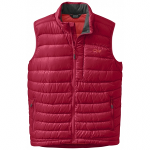 photo: Outdoor Research Transcendent Vest down insulated vest