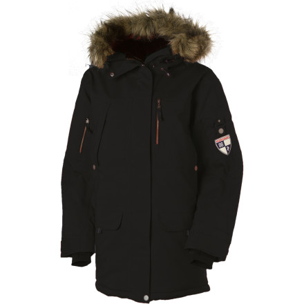 Peak Performance Yukon Insulated Parka