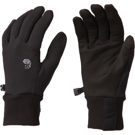 photo: Mountain Hardwear Stimulus Stretch Glove glove liner