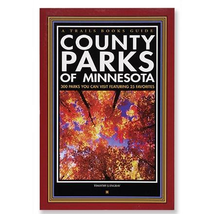 photo: Trails Books County Parks of Minnesota us midwest guidebook