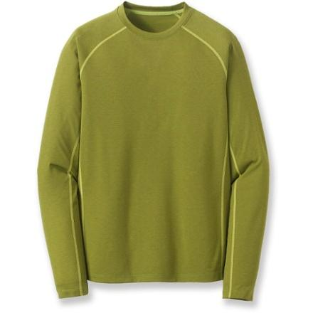 photo: REI Lightweight Polartec Power Dry MTS Long-Sleeve Crew base layer top