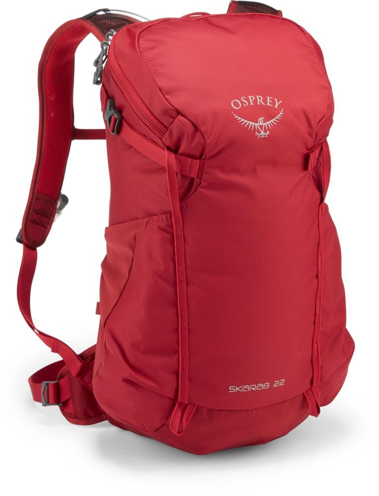 photo: Osprey Skarab 22 daypack (under 35l)