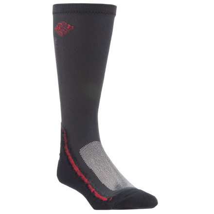 photo: Columbia Omni-Heat Hiker Sock hiking/backpacking sock