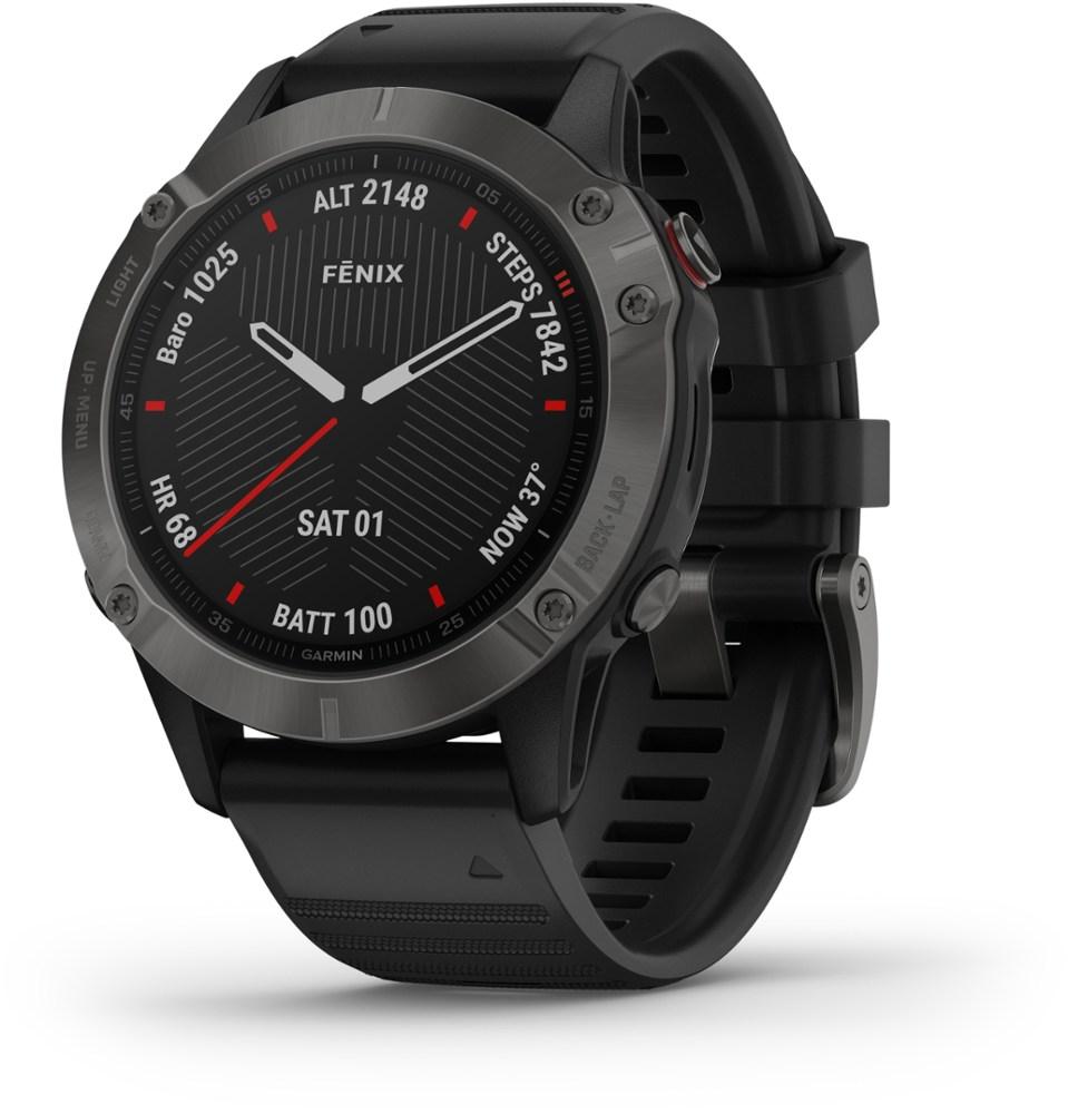 photo: Garmin fenix 6 gps watch