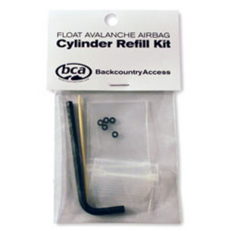 Backcountry Access Float Cylinder Refill Kit