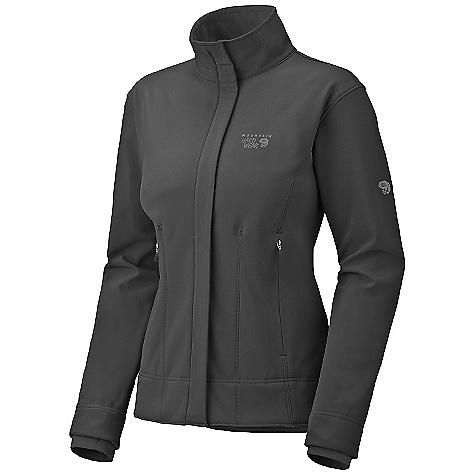 photo: Mountain Hardwear Callisto Jacket soft shell jacket