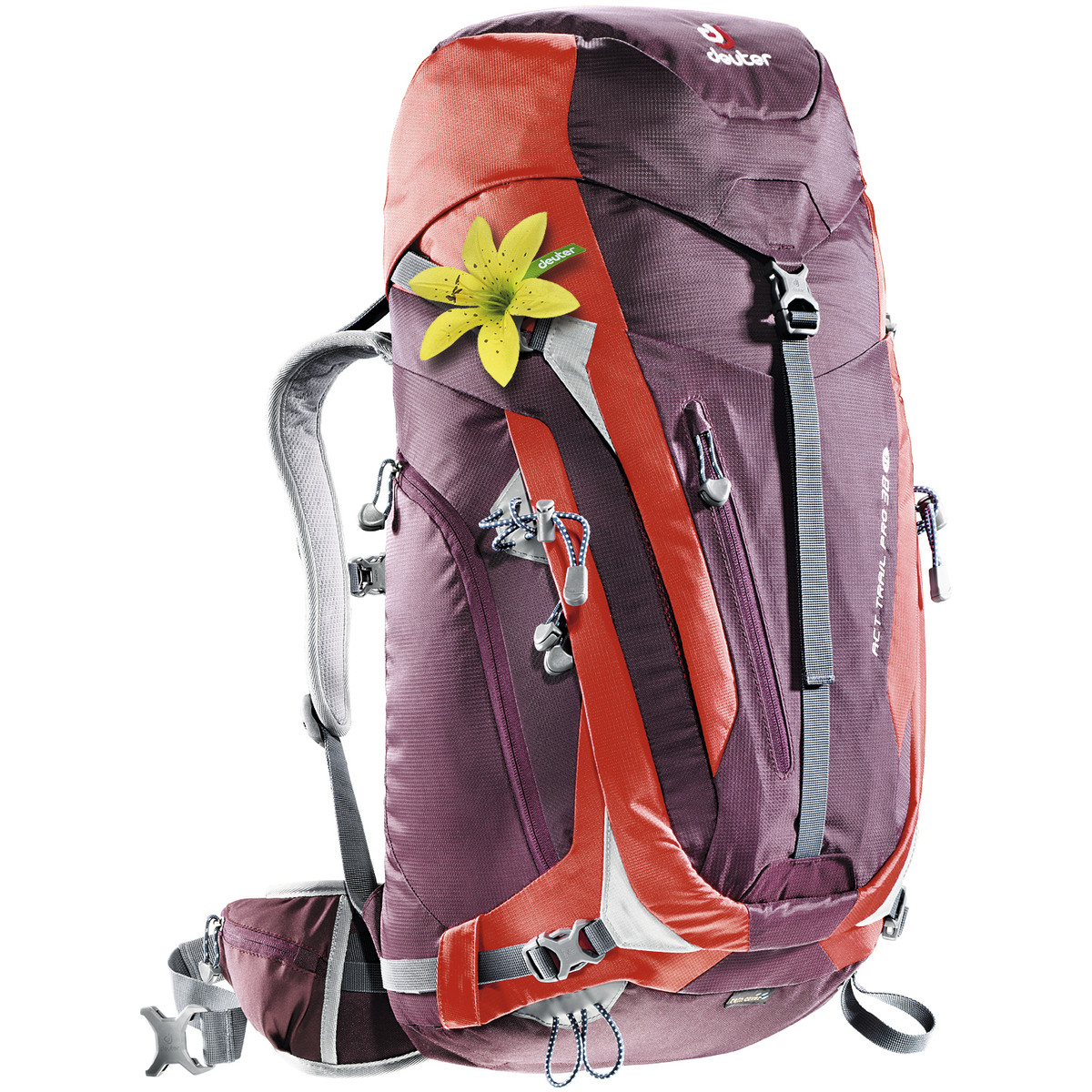 photo: Deuter ACT Trail PRO 38 SL overnight pack (35-49l)