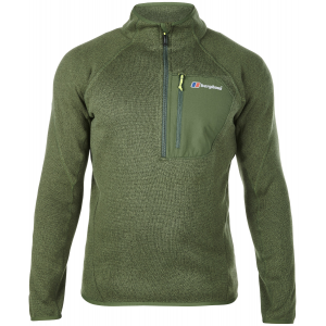 Berghaus Chonzie Fleece Half Zip Fleece Jacket