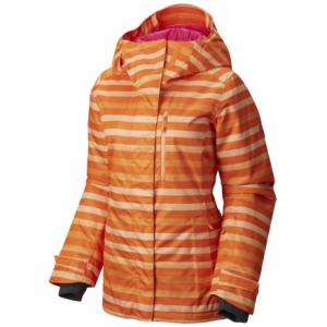 photo: Mountain Hardwear Barnsie Jacket synthetic insulated jacket