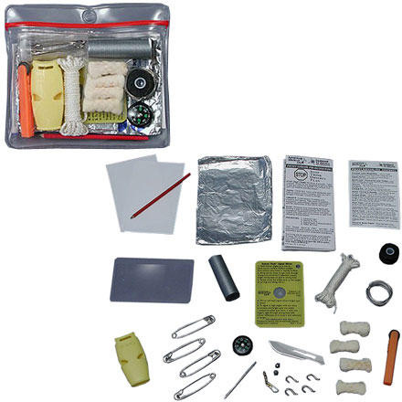 photo: Adventure Medical Kits Pocket Survival Pak survival kit