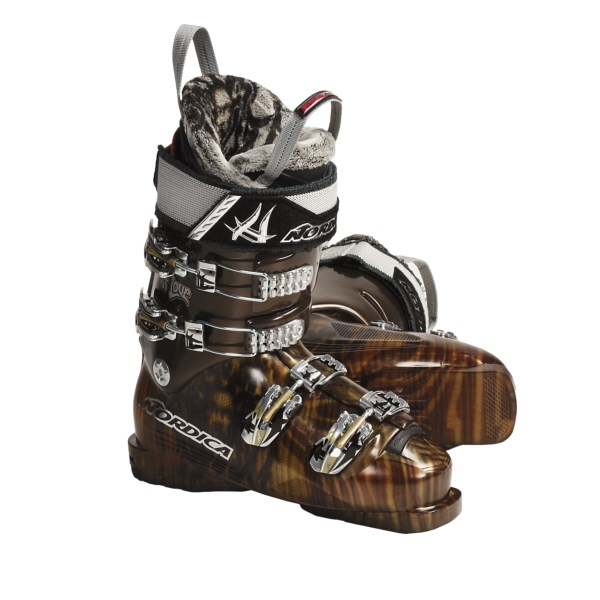 photo: Nordica Jah Love alpine touring boot