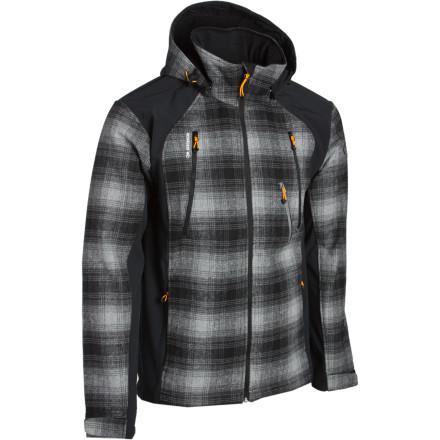 photo: Eider Dempo Jacket soft shell jacket