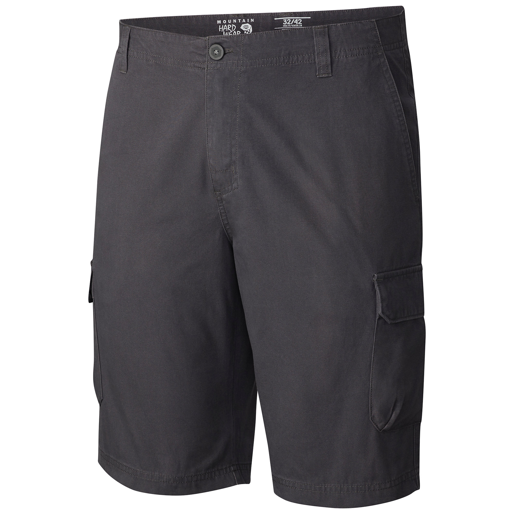 photo: Mountain Hardwear Peak Pass Cargo Short hiking short