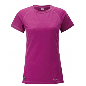 photo: Rab Women's MeCo 120 Tee base layer top