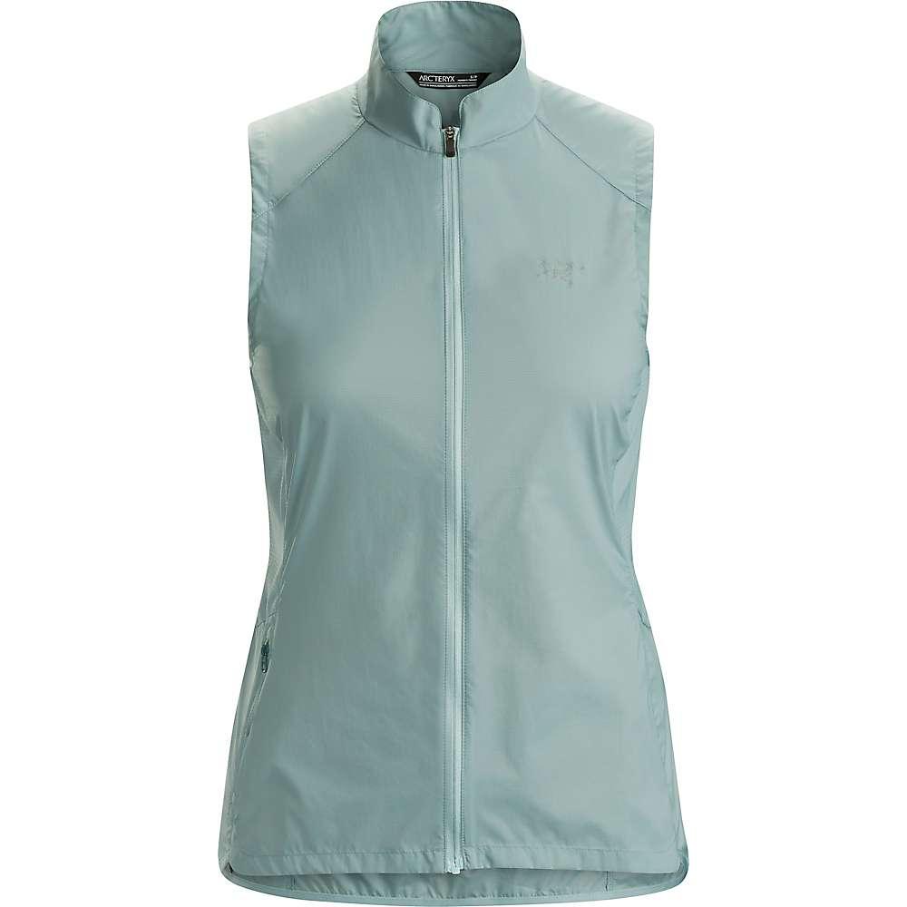photo: Arc'teryx Cita Vest wind shell vest