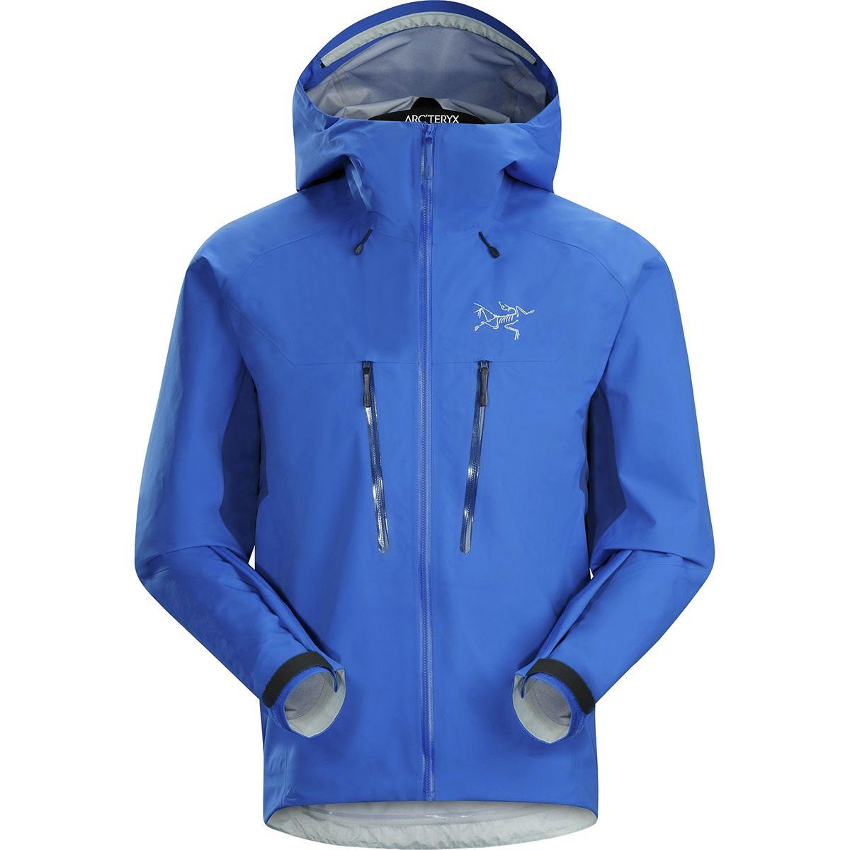 photo: Arc'teryx Procline Comp Jacket waterproof jacket