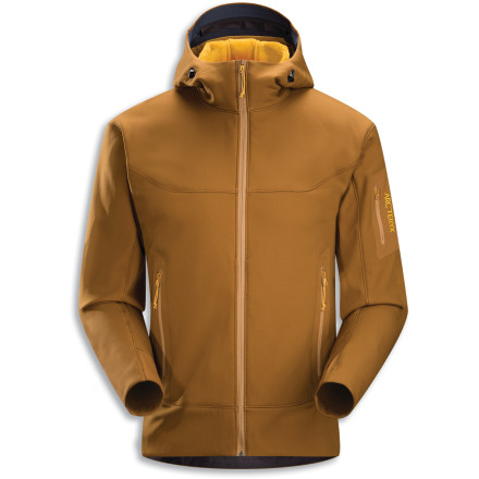 photo: Arc'teryx Hyllus Hoody fleece jacket