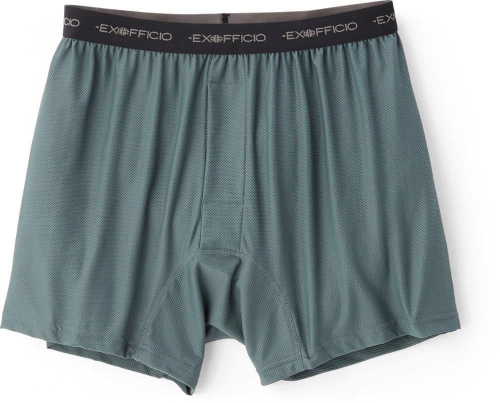 photo: ExOfficio Give-N-Go Boxer boxer/brief/bikini