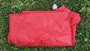 photo: Alpacka Raft Extra Inflation Bag air pump