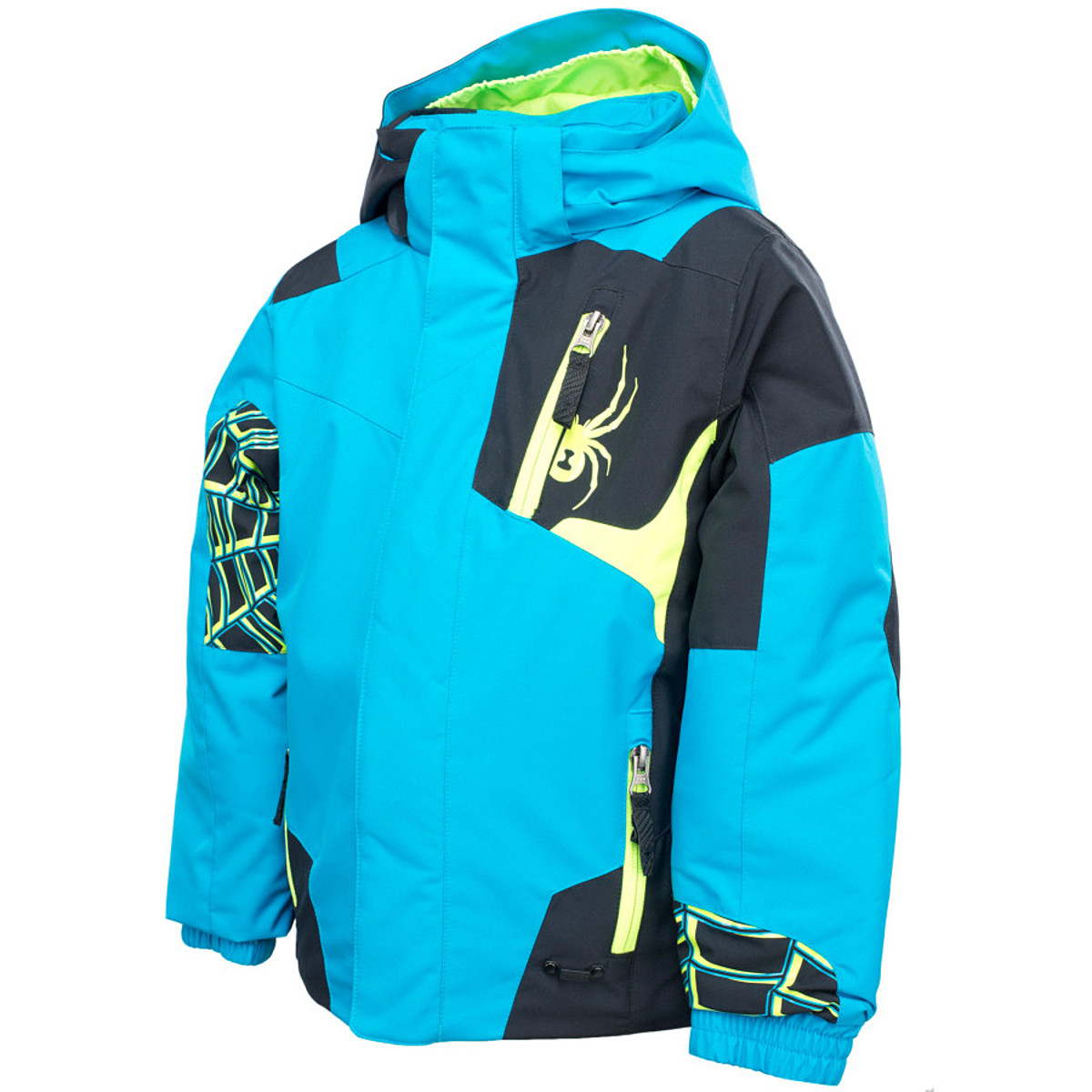 photo: Spyder Mini Challenger Jacket snowsport jacket