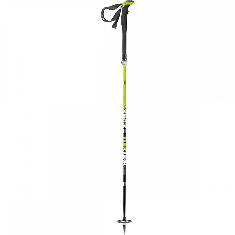 photo: Leki Micro Tour Stick Vario rigid trekking pole