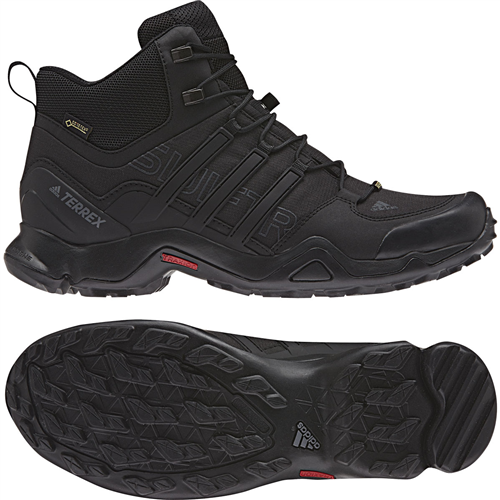 photo: Adidas Men's Terrex Swift R Mid GTX hiking boot
