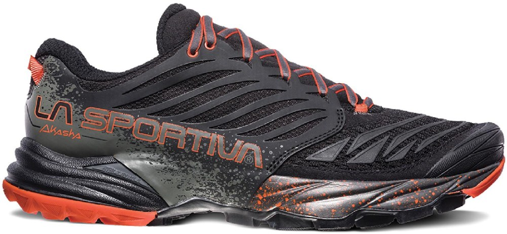 photo: La Sportiva Akasha trail running shoe