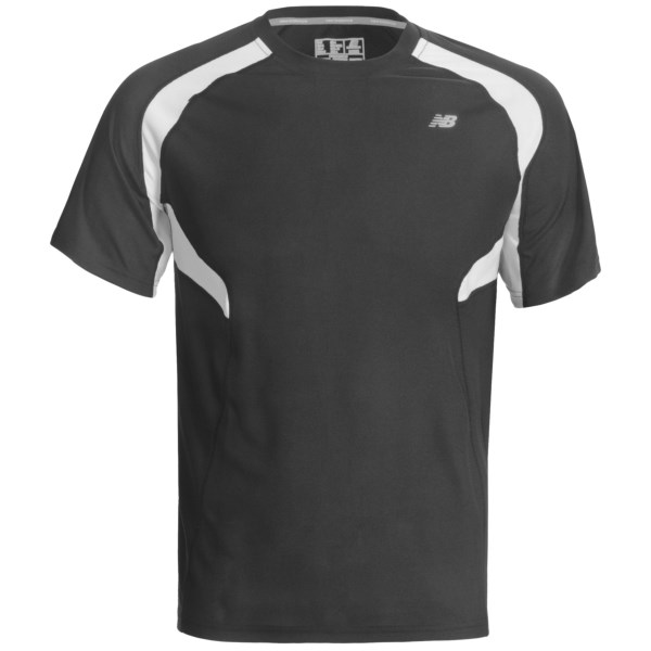 photo: New Balance NP Shirt Short Sleeve short sleeve performance top