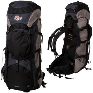 photo: Lowe Alpine Contour 60+15 weekend pack (50-69l)