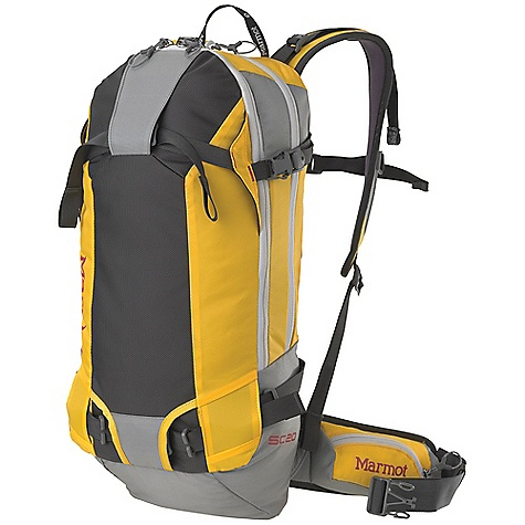 photo: Marmot Sidecountry 20 winter pack