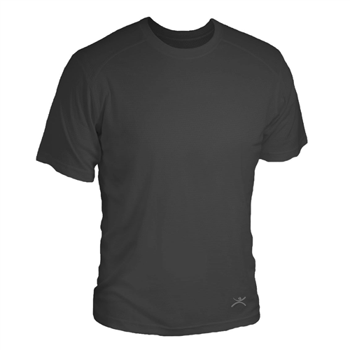 photo: Terramar Men's Helix Crew Tee short sleeve performance top