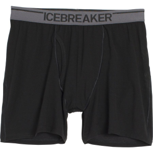 Icebreaker Anatomica Long Boxer w Fly