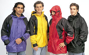 photo of a World Famous outdoor clothing product