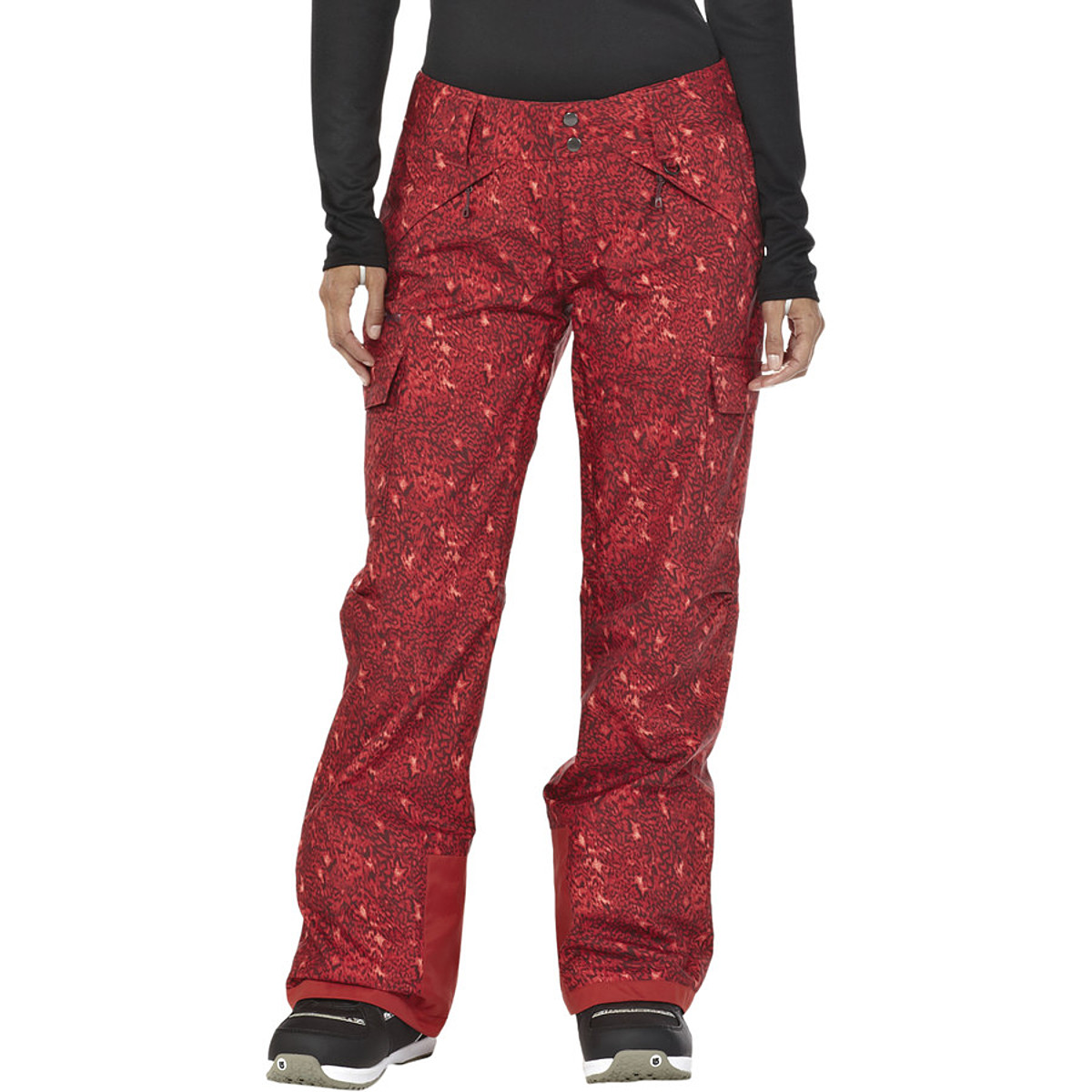 photo: Patagonia Women's Snowbelle Pants snowsport pant