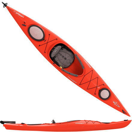 photo: Dagger Catalyst 12.8 recreational kayak