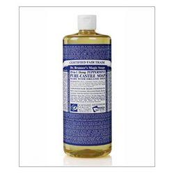 Dr. Bronner Peppermint Liquid Soap