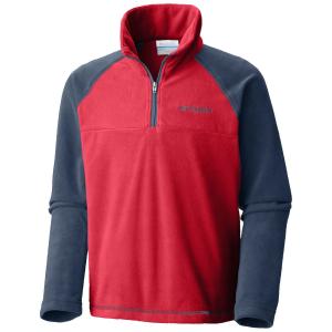 photo: Columbia Glacial II Half-Zip fleece jacket
