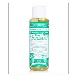 photo: Dr. Bronner Almond Organic Soap soap/cleanser