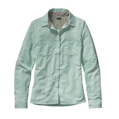 Patagonia Long-Sleeved Sol Patrol Shirt