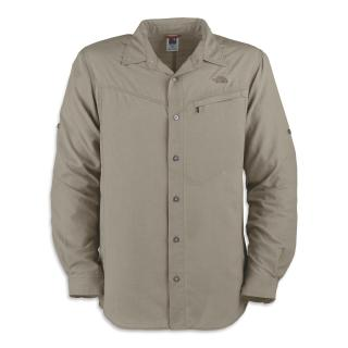 photo: The North Face L/S Sequoia Shirt hiking shirt
